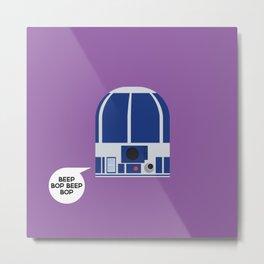R2-D2 - StarWars Metal Print