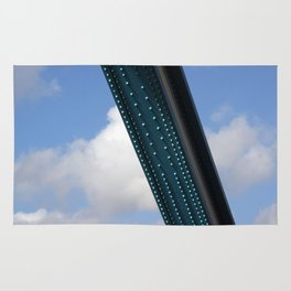 Steel beam Rug