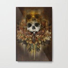 Silence of the Soul Metal Print