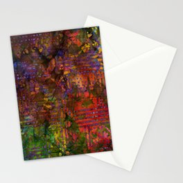 Fabric XII Stationery Cards