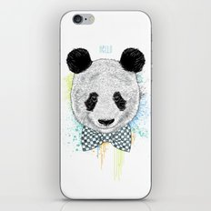 Hello Panda iPhone & iPod Skin