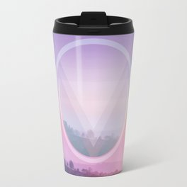 Evening Sunshine Travel Mug