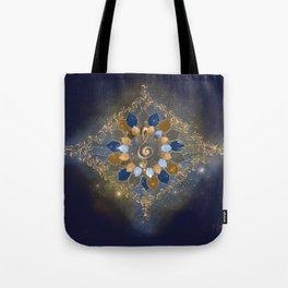 Treble Cosmos Tote Bag