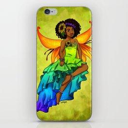 Summer Fairy iPhone Skin