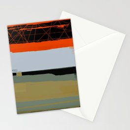 Abstract Composition 510 Stationery Cards