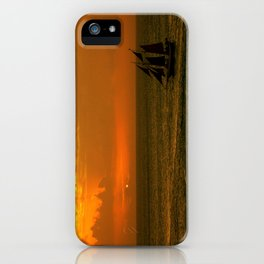 Sails in the Sunset iPhone Case