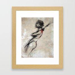 Swinger Framed Art Print