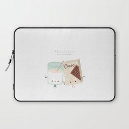 Fall in love - Ingredienti coraggiosi Laptop Sleeve