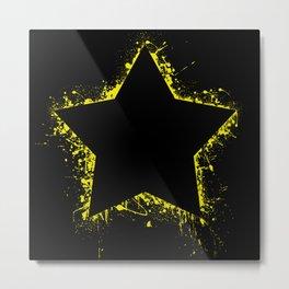 Dark Star Metal Print