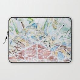 Mosaic of Barcelona XVI Laptop Sleeve