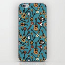 Guitars iPhone Skin