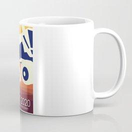 Mars 2020 Rover Coffee Mug