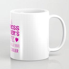 Business Manager's Wife Coffee Mug
