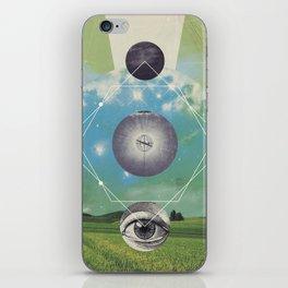 UNIVERSOS PARALELOS 006 iPhone Skin