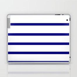 Mariniere marinière – classical pattern Laptop & iPad Skin