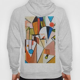 Abstract Beginning Hoody