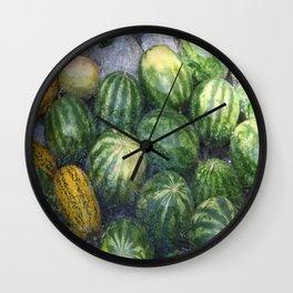 Cool Watermelon Wall Clock