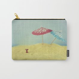 Doggy island Carry-All Pouch