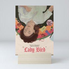 Ladybird Movie Poster Mini Art Print
