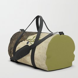 Olive branch Duffle Bag