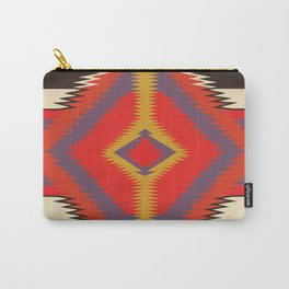 American Native Pattern No. 87 Carry-All Pouch
