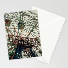 Coney Island Wonder Wheel Stationery Cards