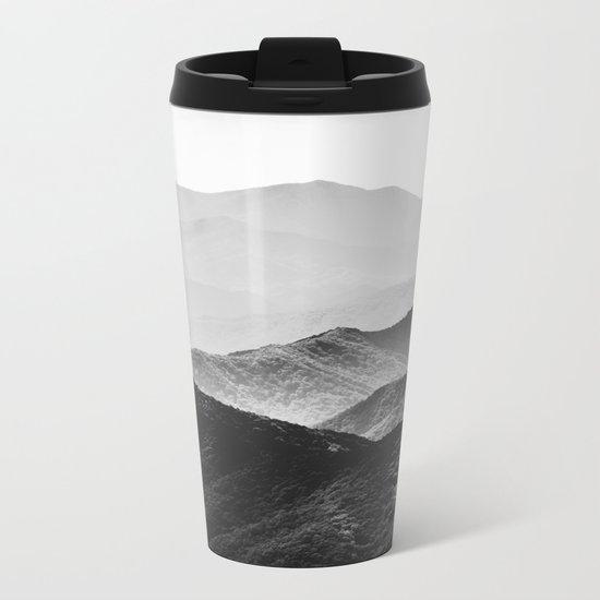 Smoky Mountain Metal Travel Mug