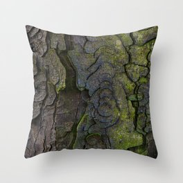 European horse-chestnut I Throw Pillow