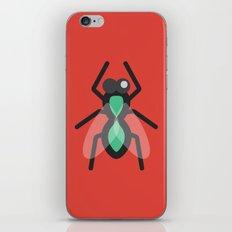 No Flies On Me iPhone & iPod Skin