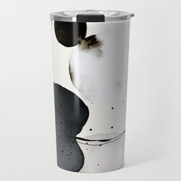 Contemporary Art, Minimalistic  Travel Mug