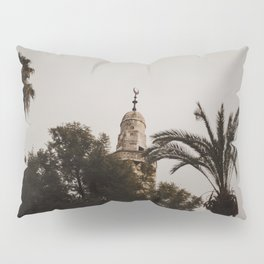 View of the Mosque in Jerusalem, Israel Pillow Sham