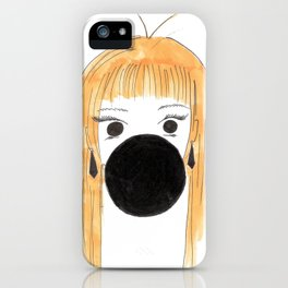 Bubblegum iPhone Case