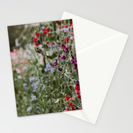 Sweet Pea Garden Stationery Cards