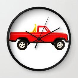 Jump the Hump Wall Clock