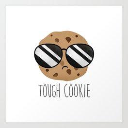 Tough Cookie Art Print