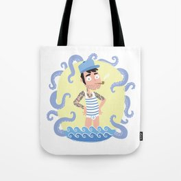 Marin Tote Bag