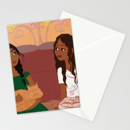 Ray and Elsie Stationery Cards