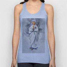 Mother Teresa Unisex Tank Top