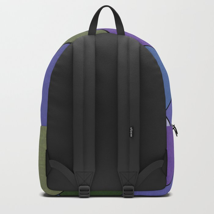 Abstract #814 Backpack