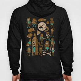 Wow! Werewolves!  Hoody
