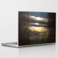 all seeing eye Laptop & iPad Skins featuring All-Seeing Eye by GLR67