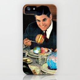 Greek Meatballs iPhone Case