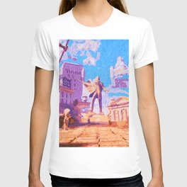 Columbia - The City in the Sky T-shirt