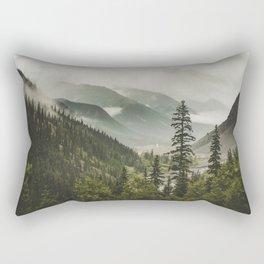 Valley of Forever Rectangular Pillow