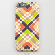 Retro avocado Slim Case iPhone 6s