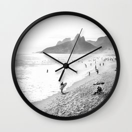 Ipanema Wall Clock