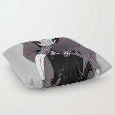 Death Floor Pillow