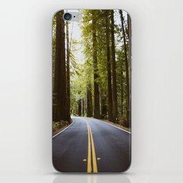 Road worthy iPhone Skin