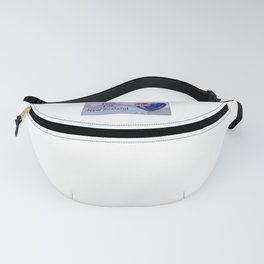 Pray For New Zealand Fanny Pack