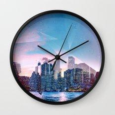 Manhattan Wall Clock